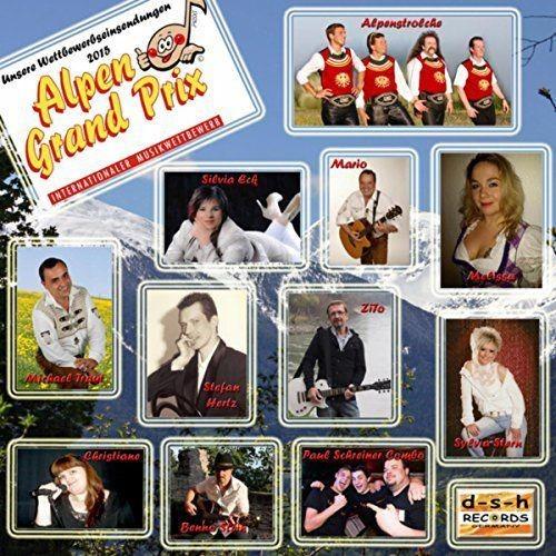 VA - Alpengrandprix 2015 Dsh Records (2015)