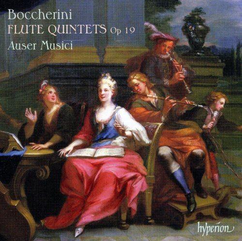 Auser Musici - Luigi Boccherini: Flute Quintets Op.19 (2008)