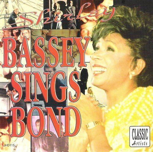 Shirley Bassey - Bassey sings Bond (1985) Full Album