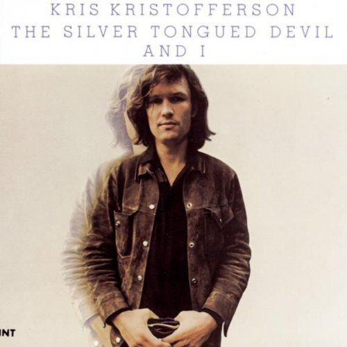 Kris Kristofferson - The Silver Tongued Devil And I (1971/2016) [Hi-Res]