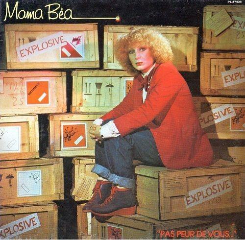 """""""Mama Béa"""" Tékielski - Pas peur de vous (1980) Vinyl Rip"""