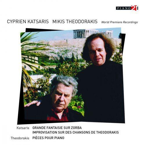 Cyprien Katsaris - Grande fantaisie sur Zorba, une rhapsodie Grecque (World Premiere Recordings) (20...