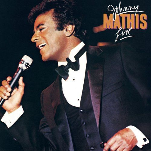 Johnny Mathis - Live (1988) [Hi-Res]
