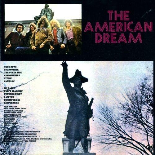 The American Dream - The American Dream (Reissue) (1970/2011)