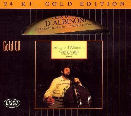 Gary Karr - Adagio d'Albinoni (2005) CD-Rip