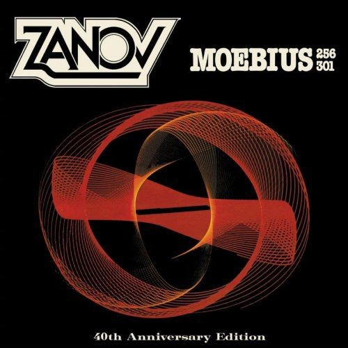 ZANOV - Moebius 256 301 [40th Anniversary Edition] (2017)