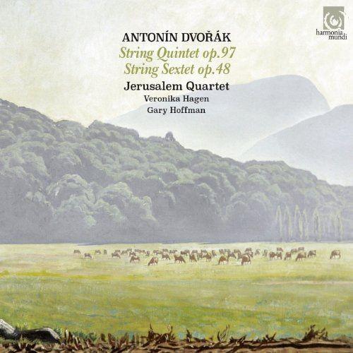Jerusalem Quartet, Veronika Hagen & Gary Hoffman - Dvořák: String Quintet, Op. 97 & String Sextet, O...