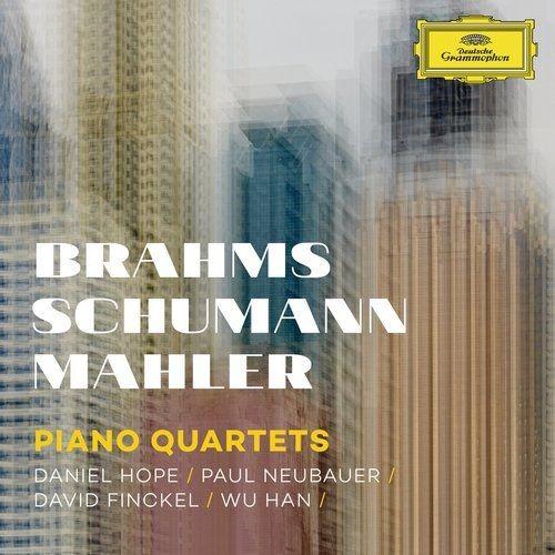 Daniel Hope, Paul Neubauer, David Finckel, Wu Han - Brahms, Schumann, Mahler: Piano Quartets (2015) ...