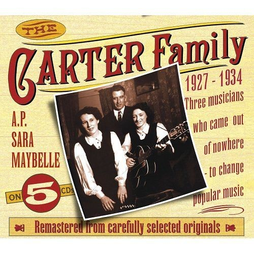 The Carter Family - The Carter Family 1927-1934 (2002)