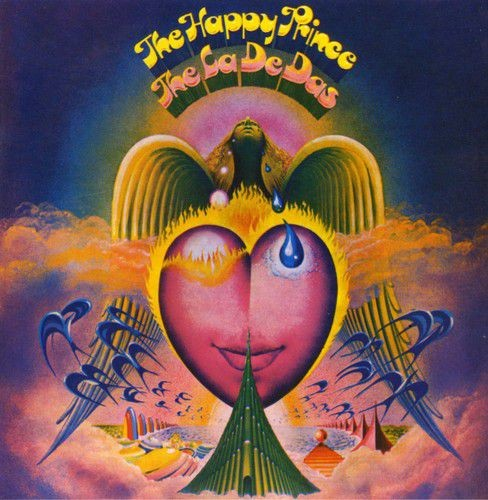 The La De Das - The Happy Prince (Reissue, Remastered) (1969/2005)