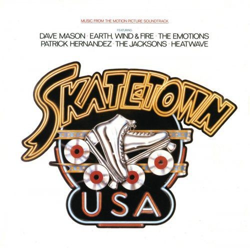 VA - Skatetown USA (Music from the Motion Picture Soundtrack) (1979/2014) [Hi-Res] Full Album