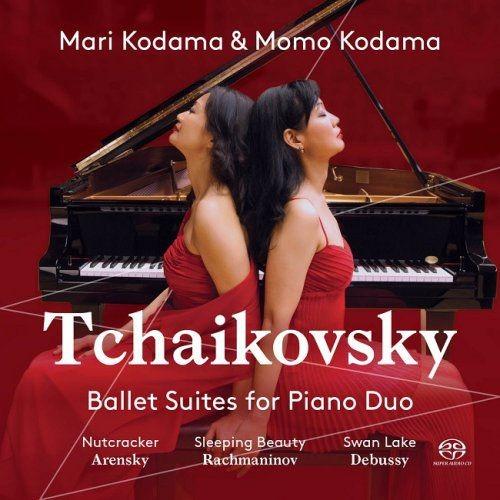 Mari Kodama & Momo Kodama - Tchaikovsky: Ballet Suites for Piano Duo (2016) [DSD64] DSF Full Album