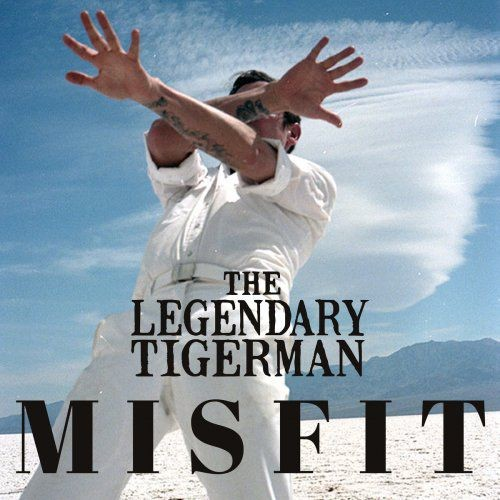 The Legendary Tigerman - Misfit (2018) Full Album