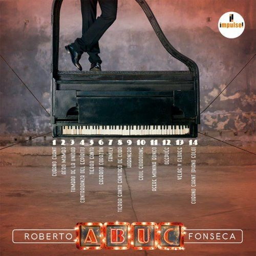 Roberto Fonseca - ABUC (2016) [HDTracks] Full Album