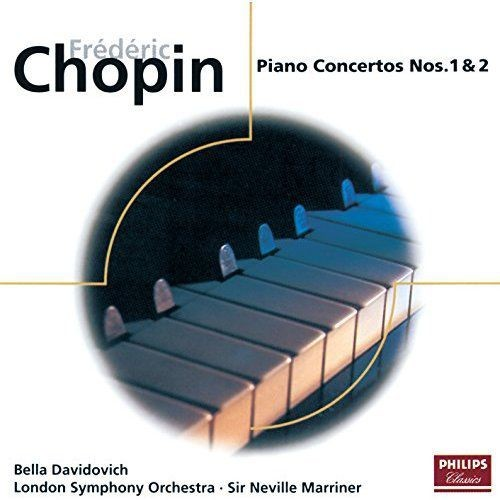 Bella Davidovich, London Symphony Orchestra, Sir Neville Marriner - Chopin: Piano Concertos Nos. 1 &...