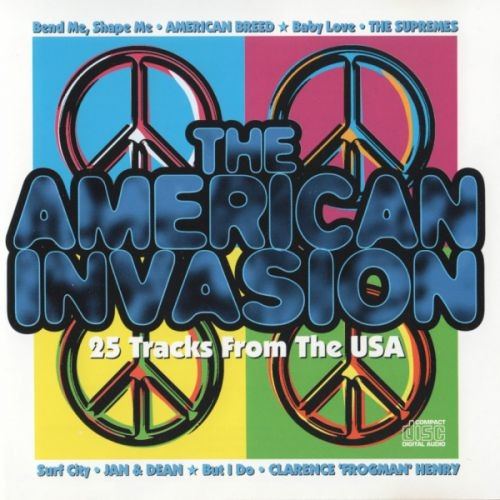 VA - The American Invasion - 25 Tracks From The USA (1999) Full Album
