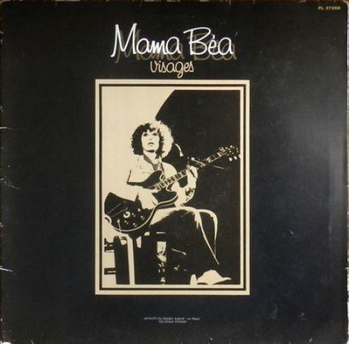 """""""Mama Béa"""" Tékielski - Visages (1979) Vinyl Rip"""