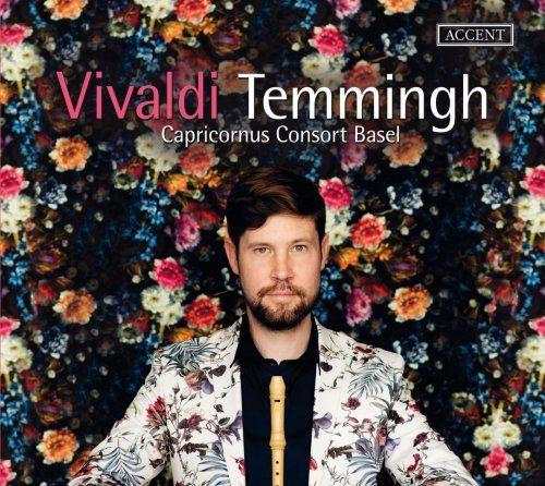 Stefan Temmingh & Capricornus Consort Basel - Vivaldi & Bach: The Concertos for Recorder & Preludes ...