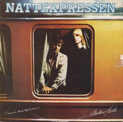 Tomas Adolphson & Anders Falk - Nattexpressen (1978) Vinyl