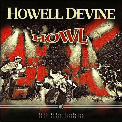 Howell Devine - Howl (2017) Full Album