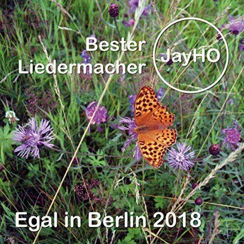 Bester Liedermacher JayHO - Egal in Berlin 2018 (2018)