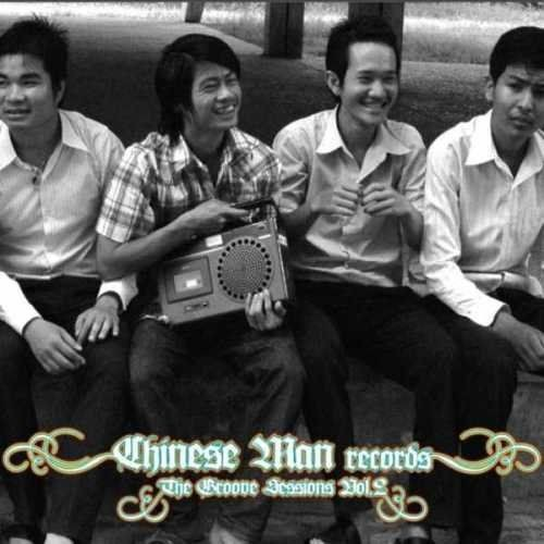 Chinese Man - The Groove Sessions Vol. 2 (2009) Full Album