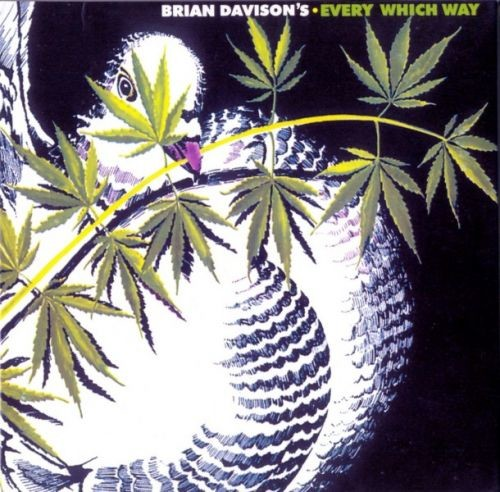 Brian Davison - Brian Davison's Every Which Way (1970) (2010) Lossless