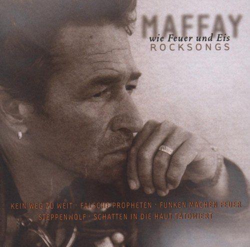 Peter Maffay - Wie Feuer und Eis - Rock-Songs (1999/2008)