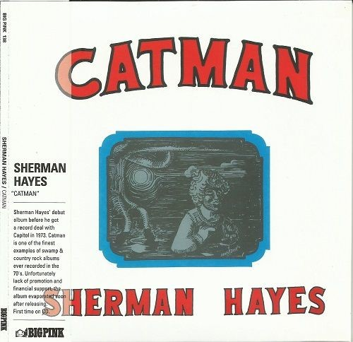 Sherman Hayes - Catman (Korean Remastered) (1973/2011)