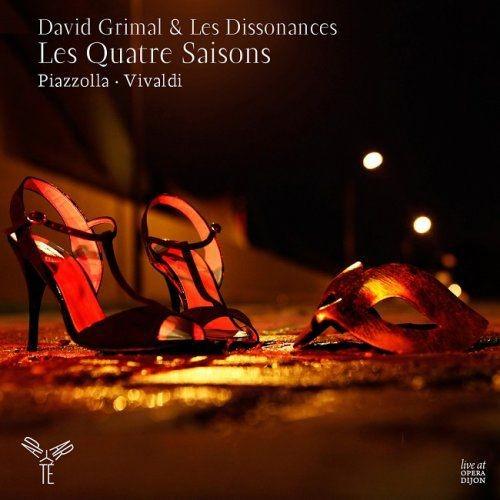 David Grimal & Les Dissonances - Piazzolla, Vivaldi: Les Quatre Saisons (2010/2012) [HDTracks]