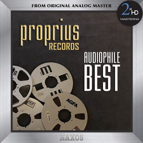 VA - Proprius Records Audiophile Best (2016) [DSD128] DSF + HDTracks Full Album