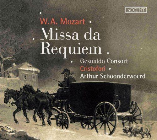 Gesualdo Consort Amsterdam, Cristofori & Arthur Schoonderwoerd - Missa da Requiem (2018)