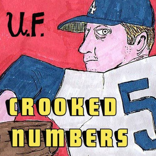 Unlikely Friends - Crooked Numbers (2018)