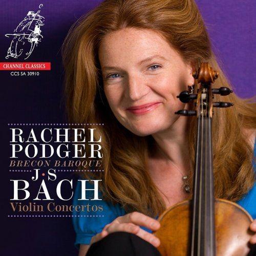Rachel Podger, Brecon Baroque - J.S. Bach: Violin Concertos (2010) [DSD64] DSF Full Album