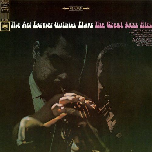 Art Farmer - The Art Farmer Quintet Plays The Great Jazz Hits (1967/2017) [HDTracks]