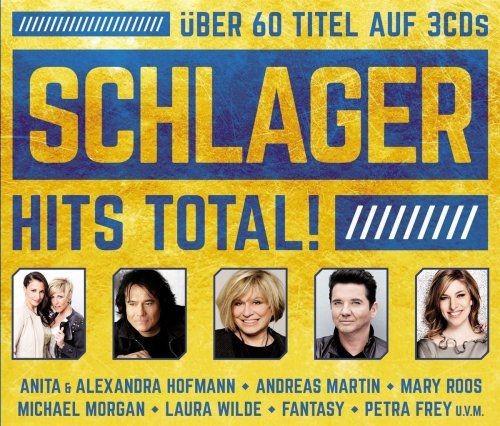 VA - Schlager Hits Total! (2018)