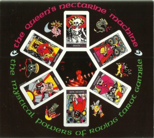 The Queen's Nectarine Machine - The Mystical Powers of Roving Tarot Gamble (1968) (Reissue, 2011) Lo...