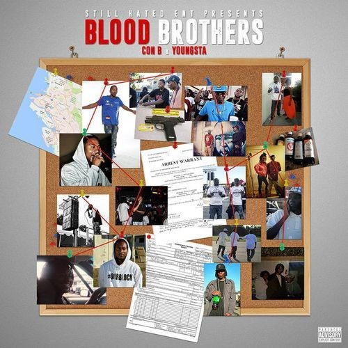 Con B & Youngsta - Blood Brothers (2018) Full Album