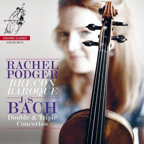 Rachel Podger, Brecon Baroque - J.S. Bach- Double & Triple Concertos (2013) [DSD64] DSF Full Album