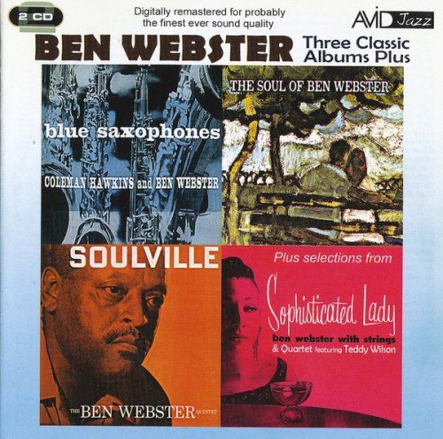 Ben Webster - Three Classic Albums Plus (2011)