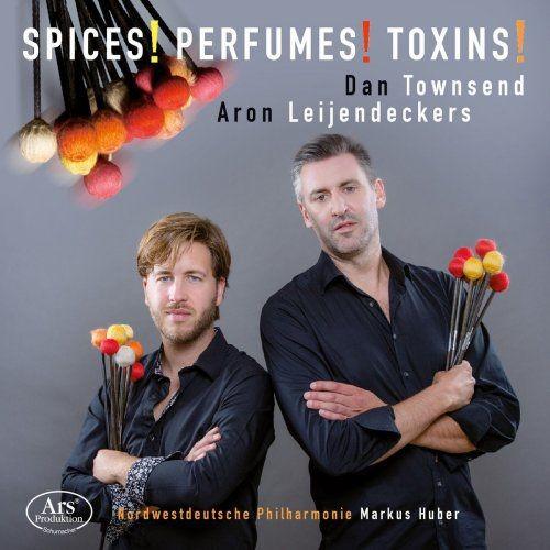 Aron Leijendeckers - Dukas: L'apprenti sorcier - Dorman: Spices, Perfumes, Toxins! (2018) Full Album