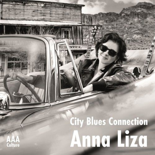 City Blues Connection - Anna Liza (2018) Full Album