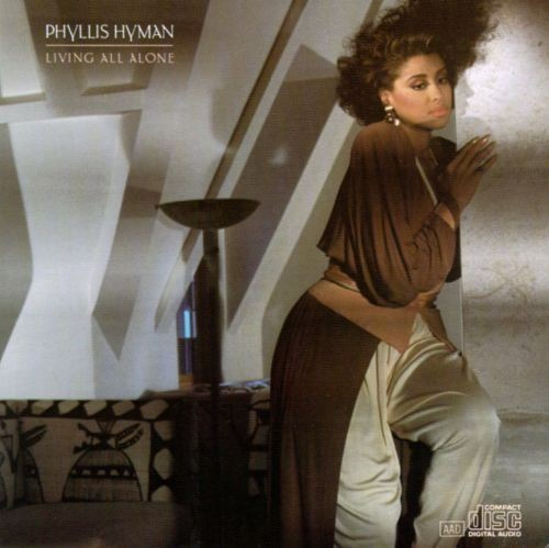 Phyllis Hyman - Living All Alone (1986)