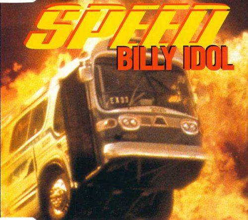 Billy Idol - Speed (CD-Maxi) (1994)