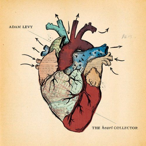 Adam Levy - The Heart Collector (2011) Full Album