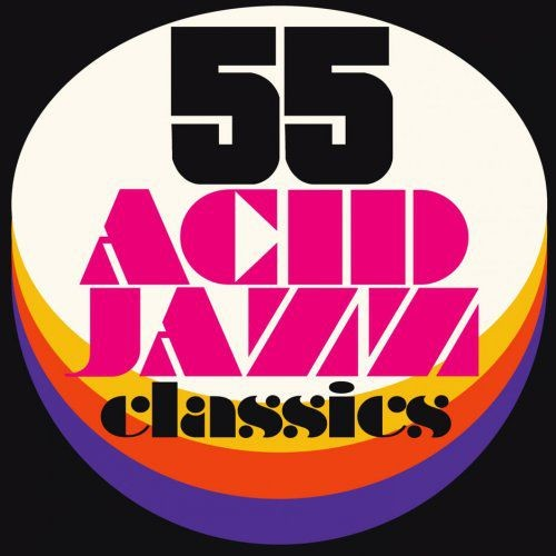 VA - 55 Acid Jazz Classics (2011)