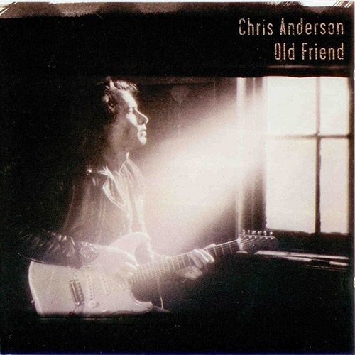 Chris Anderson - Old Friend (1995) Lossless Full Album