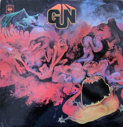 Gun - Gun (Reissue, Limited Edition) (1968/1989)