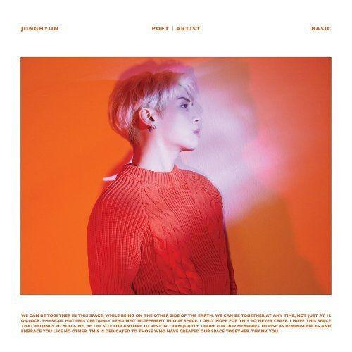 Jonghyun - Poet Artist (2018)