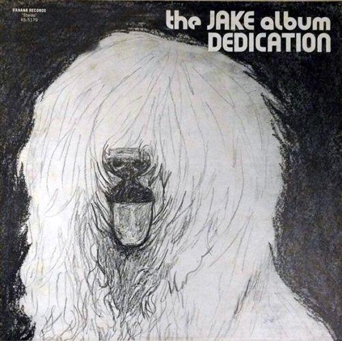 The Jake - The Jake Album (Dedication) (1973) Vinyl Rip